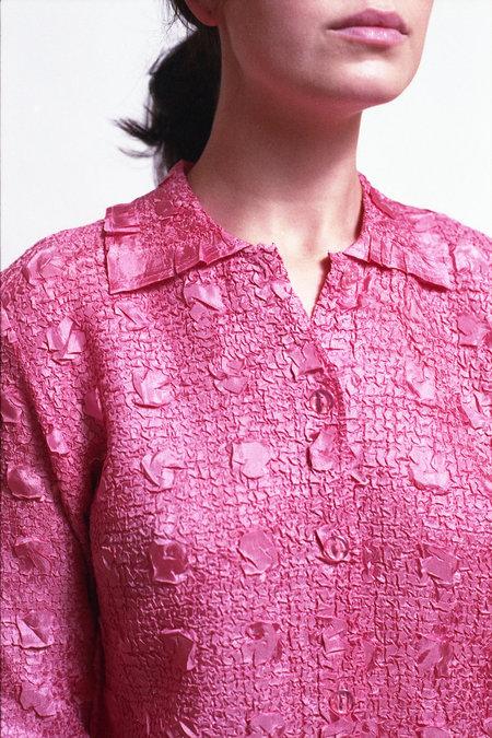Horizons Vintage Crinkle Top - Bubblegum