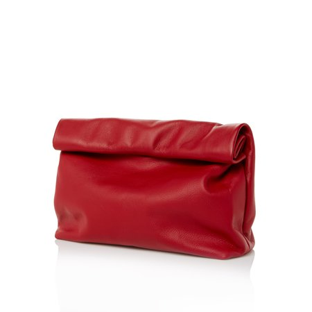 Marie Turnor The Lunch Bag - Merlot