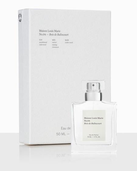 Unisex Maison Louis Marie No.04 Bois de Balincourt Eau de Parfum
