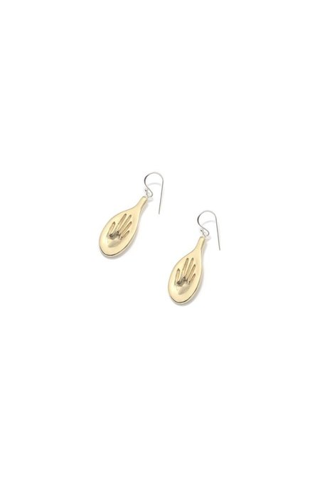 Seaworthy Palmata Earrings