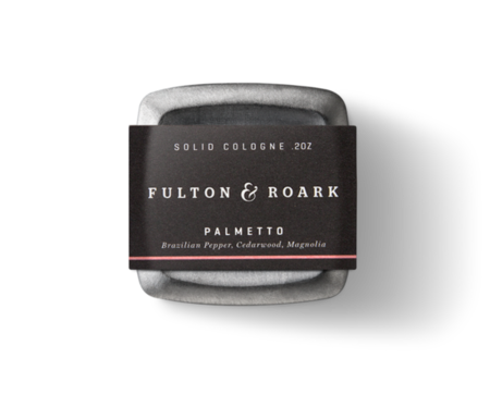 Fulton & Roark Palmetto 2oz Solid Cologne