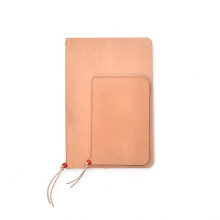 Made Solid Journal Cover - NATURAL