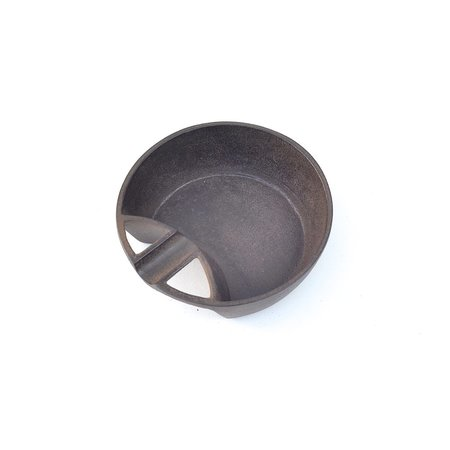 Suzuki Morihisa Studio Japanese Iron Fan Ashtray