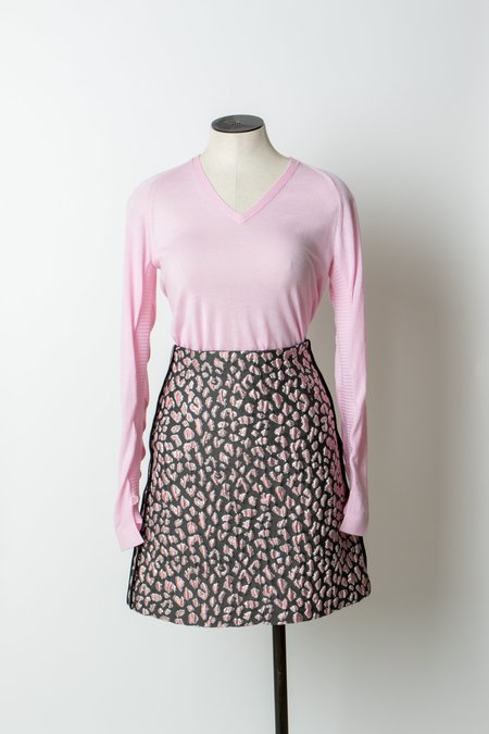 Dorothee Schumacher Decadent Skirt - Leopard