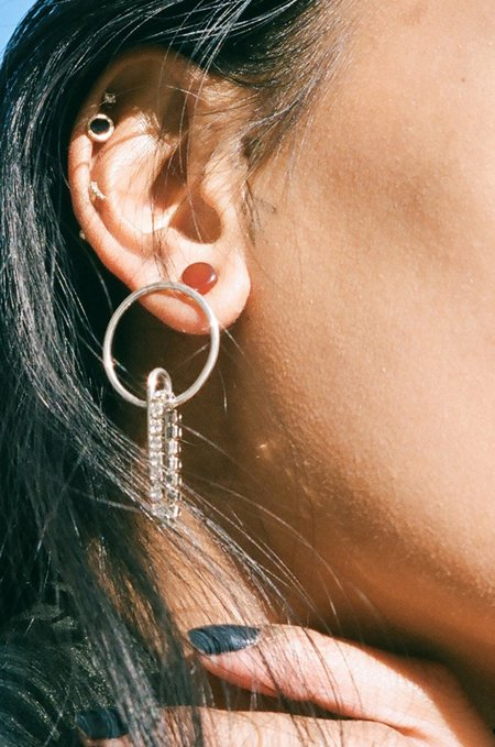 Le Chic Radical Nina Earrings