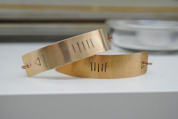 Half Cuff Bracelet