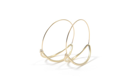 Seaworthy KIYA HOOP EARRINGS