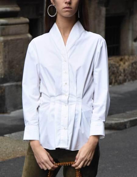 Aere Store Alinka Shirt - WHITE
