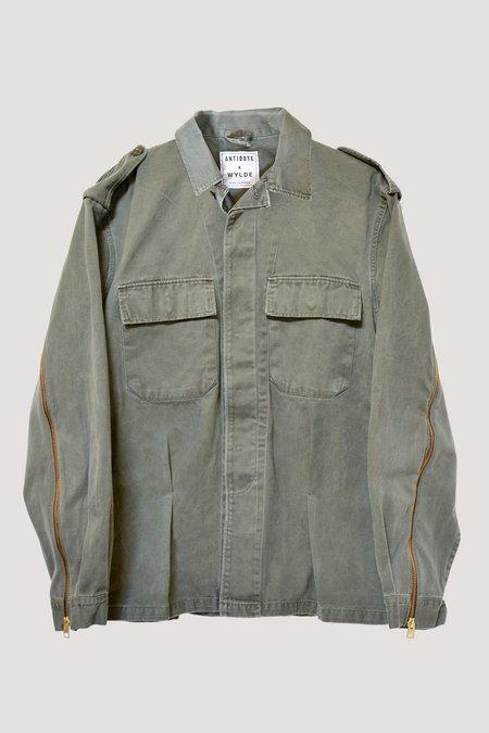 ANTIDOTE x WYLDE Jacket - Khaki