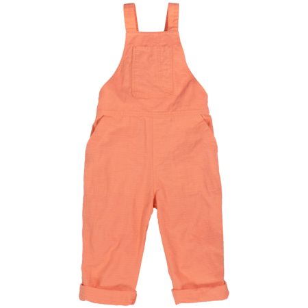 Kids Hey Gang Ripstop Overalls - Canyon