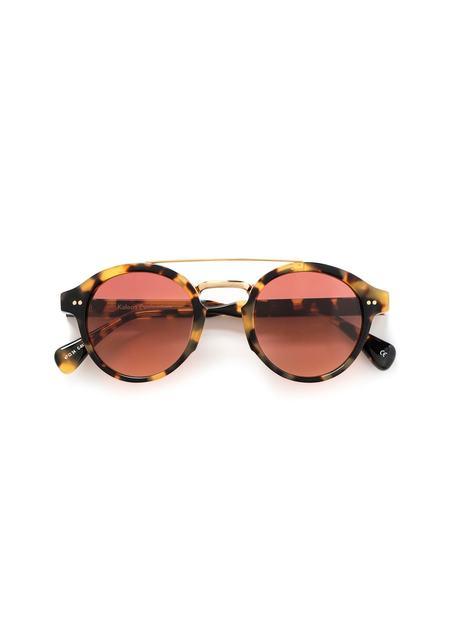 Kaleos Gage Sunglasses - Tortoiseshell