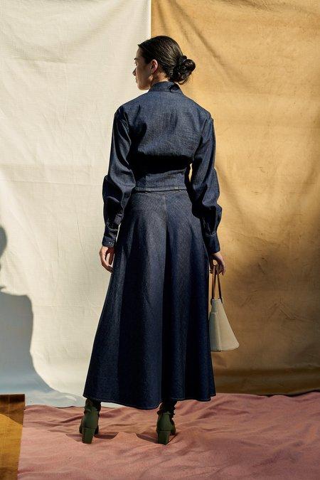 Penny Sage Nolan Skirt - Indigo