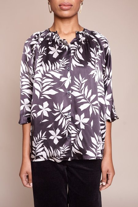 Tucker The Classic Blouse - Moonlight Safari