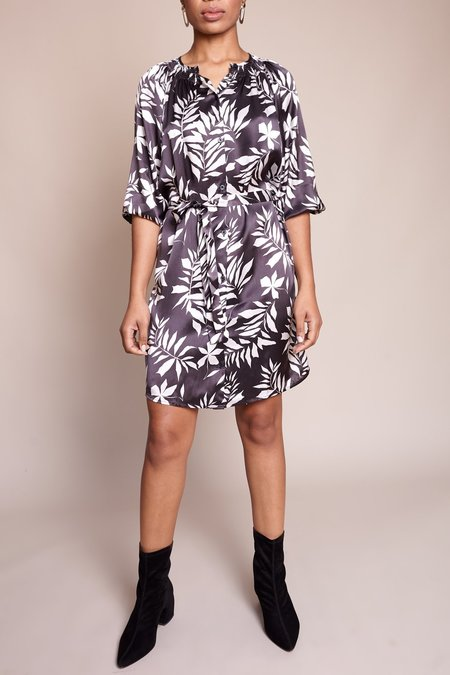 Tucker The Classic Mini Dress - Moolight Safari