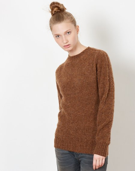 Unisex Howlin' Birth Of The Cool sweater - Tobacco