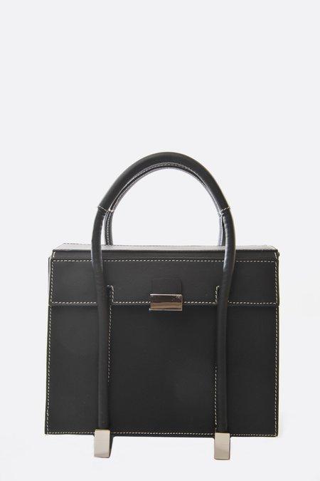 Bonastre Small Brasilia Bag - Black