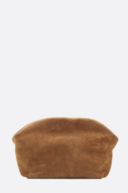 Marsèll Suede Rivolto Bag - Caramel
