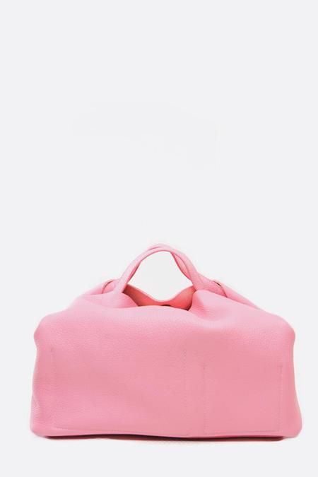 Frrry Rivet Owl Bag - Double Pink