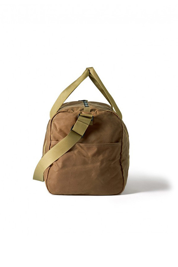 Men's Filson Tin Cloth Medium Duffle Bag