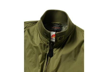 Beams + Ripstop Nylon WEP Jacket - Olive