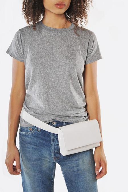 Tsatsas Soma Belt Bag - Off White
