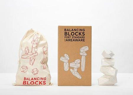 KIDS Areaware Balancing Blocks