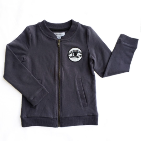 KIDS JAX & HEDLEY Eye Jacket - NAVY