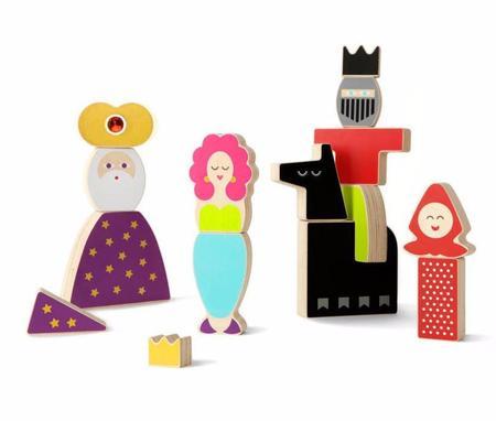 KIDS SHUSHA Fairytale Block Kit