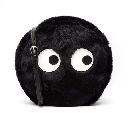 KIDS THE WHITE PEPPER Fluffy Face Bag