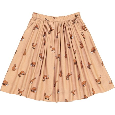 KIDS HELLO SIMONE Fox Sienne Skirt