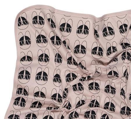 KIDS Huxbaby French Shades Blanket