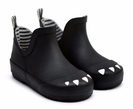 KIDS BOXBO Kerran Boots - BLACK