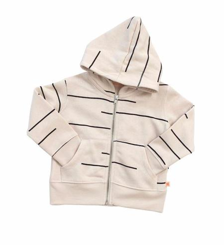 KIDS Tinycottons Lines Hoodie