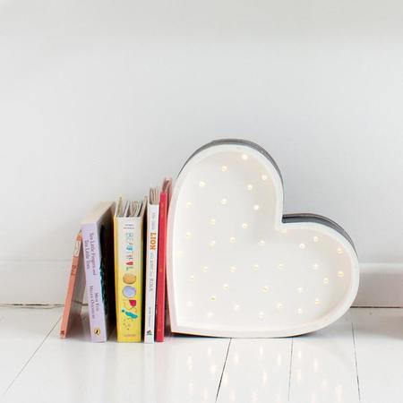 Fromage La Rue Petite Heart Light