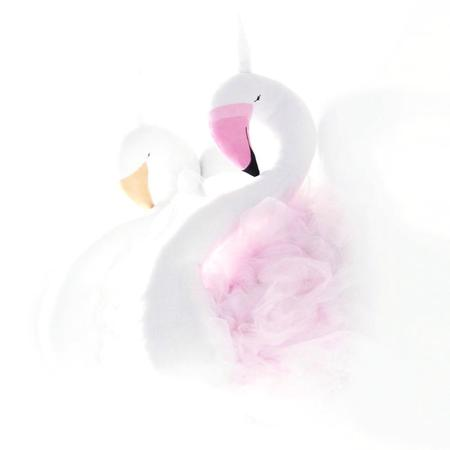 KIDS ILKA Pink Flamingo Wall Bust