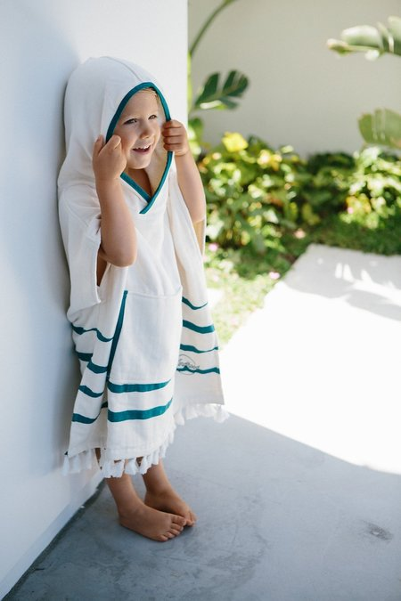 KIDS Kindhood Strands Towel Poncho