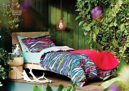 GOOSEBUMPS Zebra Bedding