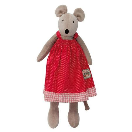 KIDS Moulin Roty La Grande Famille Nini The Mouse Large