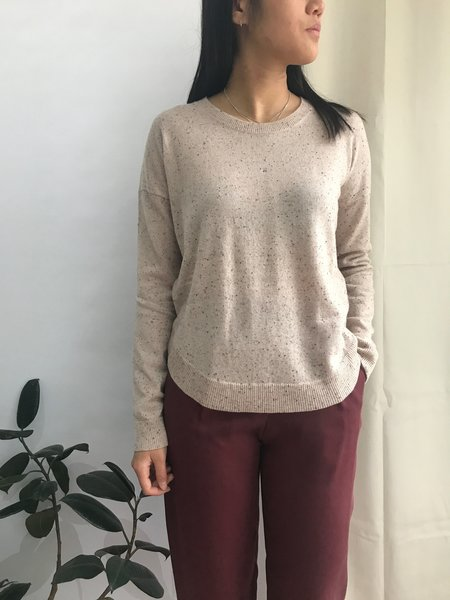 NAIF ISABELLE SWEATER - ROSE MIX