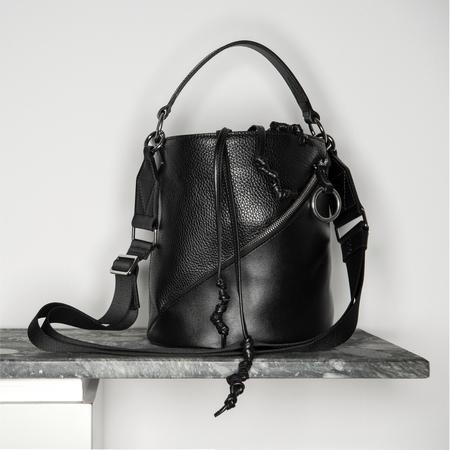 Simone Rainer 139 BUCKET bag - Black