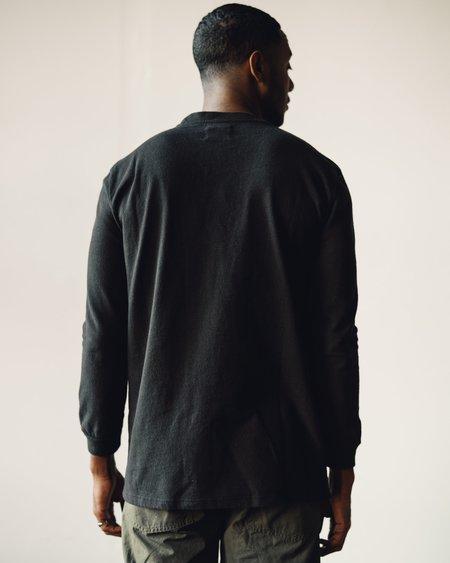 La Paz Duarte Long Sleeve T-shirt - Black