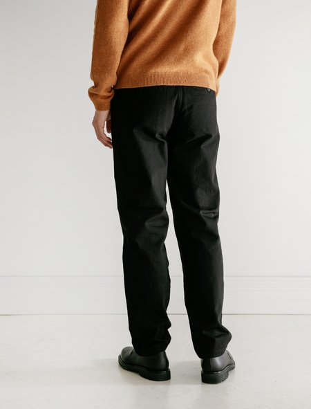 Norse Projects Aros Heavy Chino - Black