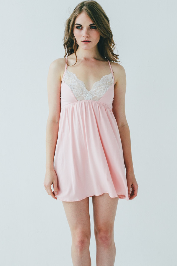 Salua Atelier Crafted from Clouds Chemise