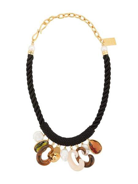 Lizzie Fortunato Piazza Necklace - Tortoise/Rose