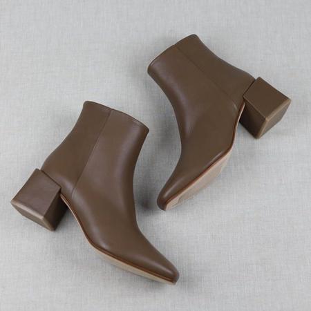 LOQ Lazaro Boots - Mink