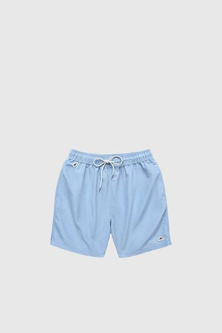 Penfield Seal Swim Shorts - Sky Blue