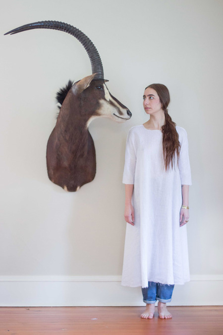 Alexa Stark Tent Dress