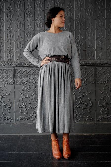 Kowtow Building Block Dancer Dress - Grey