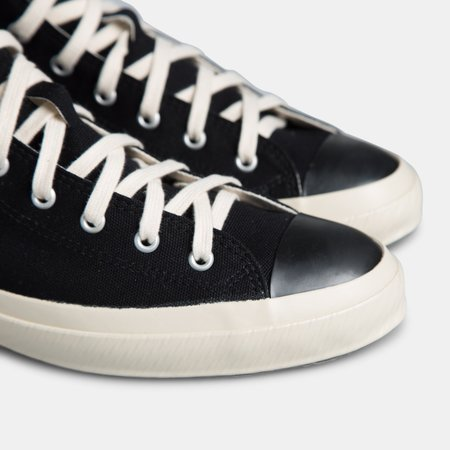 Shoes Like Pottery  Canvas High Top Sneaker - Black