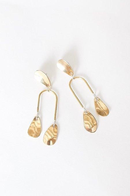 Seaworthy Epiphyte Earrings
